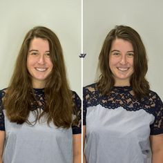 Long Bob Cut by Jesse Wyatt #hair #haircut #bobcut #longbob #jessewyatt