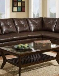 4350 Freeport Brown Sectional