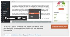 Are you a WordPress blogger? Check this  plugin to write better contents