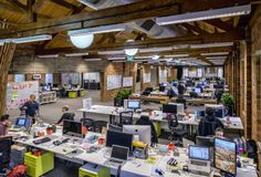 Inside Envatos Melbourne Headquarters #office: office space, office design, office interiors