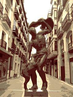 Pablo Gargallo en #zaragoza - #turismo #regalazaragoza #aragon #arte