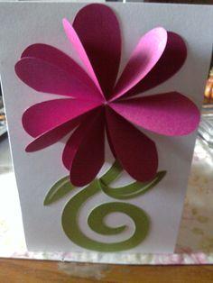 Mom's Birthday Card - 2012