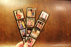 Customizable Vintage Bridesmaid Photo Strips - Made to Order - The Wedding Picker. $9.99, via Etsy.