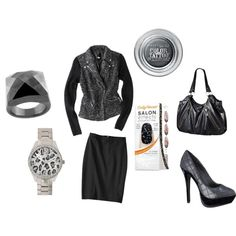"""""""Tough @targetstyle"""" by beautybesties1 on Polyvore"""