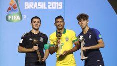 FIFA U-17 World Cup Brazil 2019 - FIFA.com List Of Awards, Match Schedule, Fifa World Cup, Award Winner, Read News, Trinidad And Tobago, Brazil, France
