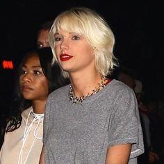 Taylor Swift Hair Transformation