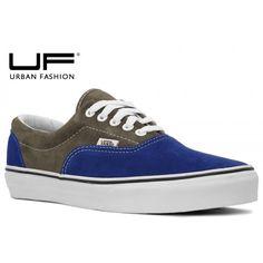 Vans Era Blue Grey
