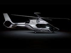 Los maestros en aviación, Airbus, acaban de presentar su nuevo y exclusivo helicóptero VIP H160 en Ginebra. Tiene la mejor tecnología del mundo.