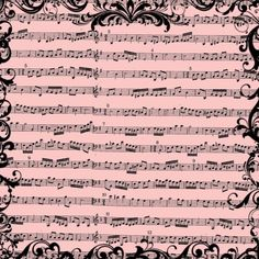 ... DiGiTaL STaMPS**: FREE Digital Scrapbook Paper - Vintage Sheet Music by Naghma
