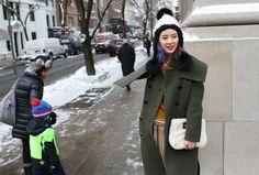 Street Style: New York Fashion Week Fall 2015, Part 2 – Vogue