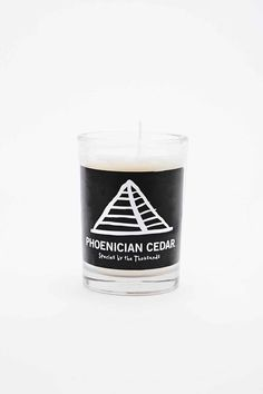 Species by the Thousands Soy Candle in Phoenician Cedar