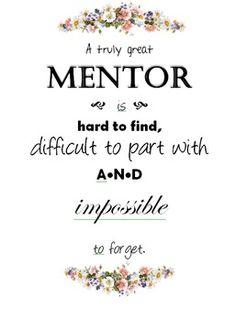Mentor Teacher Appreciation Poster                              …