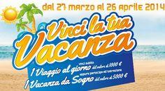 Vinci la tua vacanza con Eurospin Viaggi - http://www.omaggiomania.com/concorsi-a-premi/vinci-tua-vacanza-eurospin-viaggi/
