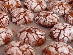Chocolate crackers, a simple, quick and delicious recipe - recette - Salad Recipes Healthy Easy Salads, Healthy Salad Recipes, Mini Desserts, Easy Desserts, Baking Recipes, Cake Recipes, Cupcakes, Coconut Cookies, Food Cakes