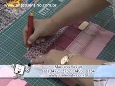 Como Fazer Colcha de Retalhos em 6 Passos | Revista Artesanato