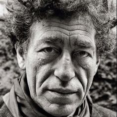 "Alberto Giacometti - a man who fashioned and embraced the ""artist's life"" like there was no choice."