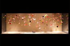 SHISEIDO THE GINZA 2013年5月 ショーウインドー1