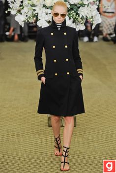 Ahoy! We are really digging this jacket