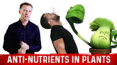 In this video, I talk about anti-nutrients in vegetables and other foods. Palmer College Of Chiropractic, Doctor Of Chiropractic, Healthy Food To Lose Weight, How To Lose Weight Fast, Nutrients In Vegetables, Intense Cardio Workout, Cardio Challenge, Best Fat Burning Workout, Lectins