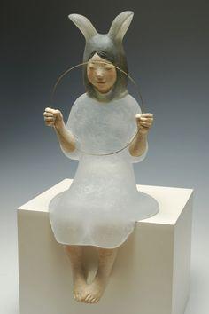 Masayo Odahashi glass works