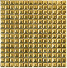 Add some richness and warmth to your home with gold tiles! Animal Print Rug, Tiles, Glamour, Home Decor, Gold, Leotards, Room Tiles, Decoration Home, Room Decor