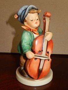Hummel Figurines by OMGardenGifts on Etsy https://www.etsy.com/listing/196517689/hummel-figurines