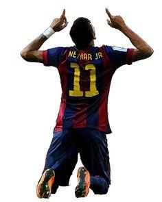 Artwork for Neymar jr! Would you like to see this design on a t-shirt?  #neymar #neymarjr #barcelona #barca #barcafans #messi #football #soccer #digitalpaint #digitalpainting #digitalart #laliga #campnou