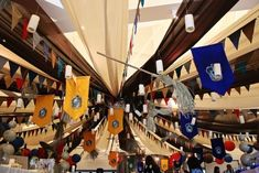 Basti's Harry Potter Themed Party – Ceiling