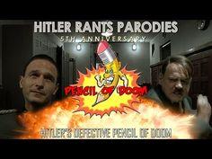 Hitler's defective Pencil of Doom - YouTube