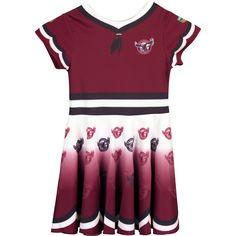 Loliboli Manly Warringah Sea Eagles Girls Dress - NRL Megastore 45c89700c