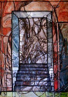 A pezzi per le scale