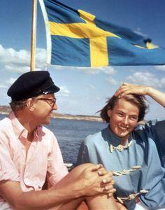 Image result for Ingrid Bergman sweden