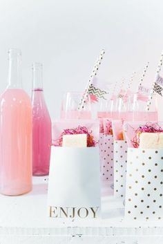 Pink Hen Party Decorations Inspiration