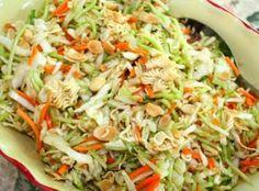 Oriental Salad with Ramen Noodles