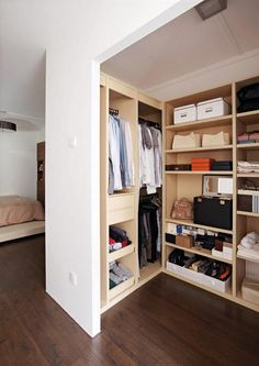 walkin wardrobe & 13+ best Bedroom images on Pinterest | Walk in wardrobe design Bed ...