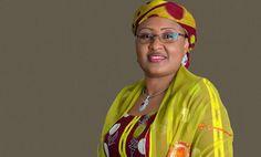 Nigeria : Aisha Buhari réagit sur twitter à la victoire électorale de son époux - 31/03/2015 - http://www.camerpost.com/nigeria-aisha-buhari-reagit-sur-twitter-a-la-victoire-electorale-de-son-epoux-31032015/?utm_source=PN&utm_medium=CAMER+POST&utm_campaign=SNAP%2Bfrom%2BCamer+Post