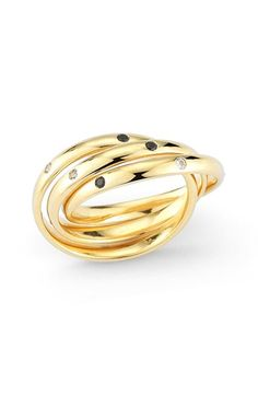 Elizabeth and James 'Mila' Stacked Ring available at #Nordstrom