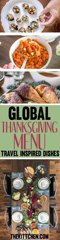 I love sharing Thanksgiving recipes, and for the past few years I have been sharing complete Thanksgiving menus. In the past I focused on sharing classic Thanksgiving recipes like the ones my family makes for our holiday meal. This year, I was inspired to do something totally different. I was in Serbia when I came (read more)