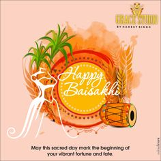 May the piousness of this day of Baisakhi bring immense joy, happiness and love into your life with success getting multiplied indefinitely.  Wishing everyone a very Happy and Prosperous Baisakhi!  #GraceStudio #baisakhi #haneetsingh #haneetsinghofficial #baisakhi2019 #fashion #ethnicity#traditions #happybaisakhi #designercollection #celebritydesigner