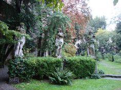 >Il Giardino di Delizia - Casa degli Atellani - Milano - http://lefotodiluisella.blogspot.it/