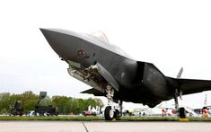 Defense giant Lockheed Martin has offered to discount its jet fighter by over 10 percent, as the US Air Force weighs an offer from Boeing. The stealth fighter project has been plagued by reliability issues and cost overruns. Air Force Bases, Us Air Force, Royal Air Force, F35, Fighter Aircraft, Fighter Jets, Ankara, Turkish Military, Bagdad