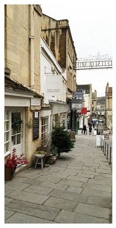 When in Bath, England exploring The Bartlet Street Quarter's shops, such as The Loft, Article, and the David Simon Contemporary art gallery is a must.