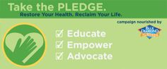 Commit to the Gluten-Free Life: Take the Pledge! Celiac Disease Symptoms, Gluten Free Living, Normal Life, Campaign, About Me Blog, Personal Care, Education, Join, Health