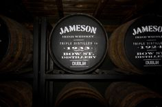 Jameson Distillery here I come! Jameson Irish Whiskey, Its A Wonderful Life, Photos Of The Week, Whisky, Bourbon, Barrel, Cool Photos, Alcohol, Beer