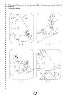 Fise de lucru Worksheets For Kids, Kindergarten Worksheets, School Lessons, Design Case, Crafts For Kids, Projects To Try, Classroom, Education, Gabriel