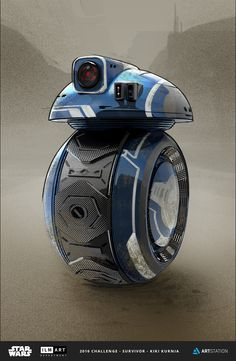 11053 14 kikikurnia - Droids Star Wars - Ideas of Droids Star Wars - 11053 14 kikikurnia Bb8 Star Wars, Star Wars Fan Art, Star Wars Concept Art, Robot Concept Art, Images Star Wars, Star Wars Characters Pictures, Star Citizen, Drones, Battlestar Galactica