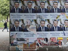 Vigilia di voto in Francia, tra scongiuri e attacchi hacker a Macron
