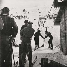 El Xalet de La Molina - The Chalet at La Molina - retro ski