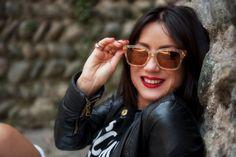 Sunglasses by www.otticarikars.net #ottica #sunglasses #superretrofuture #sun #smile #girl #fashion #moda #style