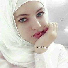 Muslim Beauty, Girl Face, Veil, Beautiful, Cute, Beautiful Eyes, Veils, Toile